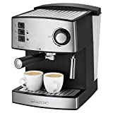 Clatronic ES 3643 - Cafetera Espresso 15 Bares