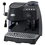 Ariete Café Roma Plus 1329/51 - Máquina de café, 15 bares de presión, molinillo de café