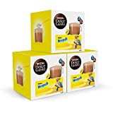Nescafé DOLCE GUSTO Cacao NESQUIK - Pack de 3 x 16 Cápsulas - Total 48 Cápsulas