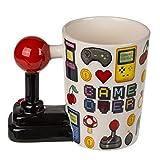 ootb 78/8317 Mug, cerámica, multicolor, 1 unidad (lote de 1)