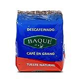 Café Baqué en Grano Descafeinado - 250 g