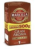 MARCILLA Gran Aroma Mezcla, Café Molido - 500 gr