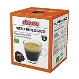 Cápsulas Ristora x Dolce Gusto Orzo biológico soluble 40 Capsule