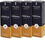 O'Ccaffè Crema Caffitaly Compatible Café 120 Cápsulas 900 g
