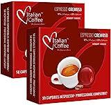 100 Capsulas Nespresso Profesional - Cremoso - Capsulas Nespresso Planas Compatibles