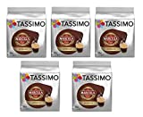 TASSIMO Marcilla Café Espresso - 5 paquetes de 16 cápsulas: Total 80 unidades