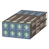 STARBUCKS Espresso Roast de Nespresso Cápsulas de Café de Tostado Intenso 8 x Tubo de 10 Unidades