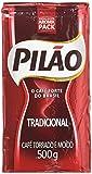 Pilao - café molido asado de Brasil - Torrado e moido - 500g