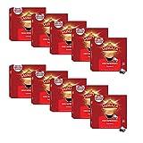 Saimaza Café Descafeinado Espresso 6 - 200 cápsulas de aluminio compatibles con máquinas Nespresso (R)* (10 Paquetes de 20 cápsulas)