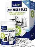 Kit de cuidado de pastillas de limpieza y pastillas descalcificadoras – para cafeteras automáticas y máquinas de café