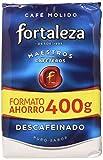 Café FORTALEZA Café molido Descafeinado - 400 gr
