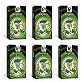 CUIDA TÉ - Té Verde Cápsulas Nespresso, Té Verde Marrakech, Compatibles con Máquinas Nespresso, 60 Cápsulas Té Verde Moruno