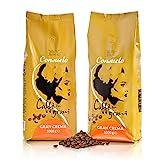 Consuelo Gran Crema Café en grano italiano, 2 x 1kg