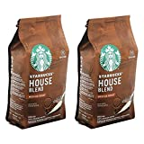 Starbucks House Blend - Café molido (2 unidades, 200 g)