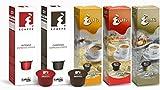 Ecaffe 50 Caffitaly Cápsulas - Epresso & Caffè Crema