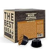 Note d'Espresso - Avellana - Cápsulas compatibles con Cafeteras NESCAFE'* DOLCE GUSTO* - 48 caps