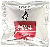 150 Cápsulas café H24 mezcla Instintivo - Fuerte sabor. Ese 44 mm