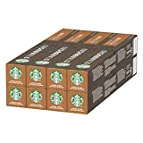 STARBUCKS House Blend By Nespresso Cápsulas de café tostado medio 80 cápsulas (8 x 10)