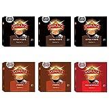 Paquete variado de cápsulas de café espresso Saimaza - Cápsula de café de aluminio compatible con Nespresso * - 6 paquetes (120 cápsulas)