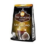 TRE VENEZIE CAFFE - AROMA LEON D´ORO 10 CÁPSULAS