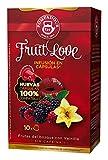 Pompadour - Té Fruit Love En Cápsulas - Pack de 10 Unidades
