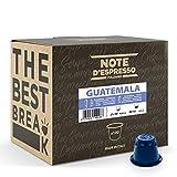 Note d'Espresso - Cápsulas de Café de Guatemala - Compatibles con Cafeteras Nespresso*