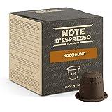 Note d'Espresso - Avellana - Cápsulas compatibles con Cafeteras NESPRESSO* - 40 caps