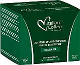 Capsulas Bialetti Compatibles Mokespresso Descafeinado 60 Cápsulas