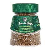 Juan Valdez, Café Soluble Liofilizado Descafeinado, 100% Café de Colombia, 95g.