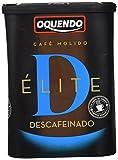 Oquendo - Café molido Descafeinado - 4 de 250 gr. (Total 1000 gr.)