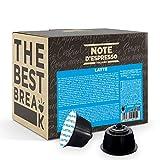 Note d'Espresso - Cápsulas Leche - Compatibles con Cafeteras de Cápsulas NesCafé* y Dolce Gusto* - 48 x 13g