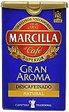 Marcilla Gran Aroma Café Molido Descafeinado Natural - 200 gr