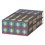 STARBUCKS Descafeinado Espresso Roast de Nespresso Cápsulas de Café de Tostado Intenso 8 x Tubo de 10Unidades