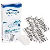 aqualogis descalcificador pastillas antical para cafeteras cápsula, sobre máquinas de café, espresso Bean a taza máquina de café