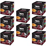Bialetti Capsules Torino Cafè - Set 8 paquetes 16 capsulas