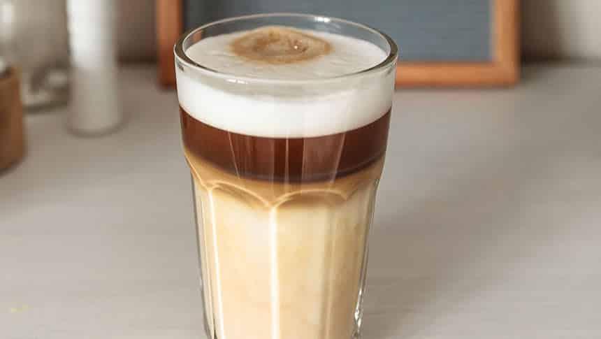cómo preparar.un café latte perfecto receta