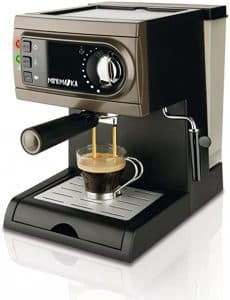 cafetera express minimoka