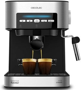 cafetera express power espresso 20 matic