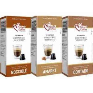 capsula de cafe con leche nespresso