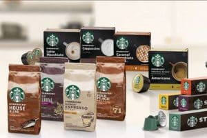capsula de cafe starbucks