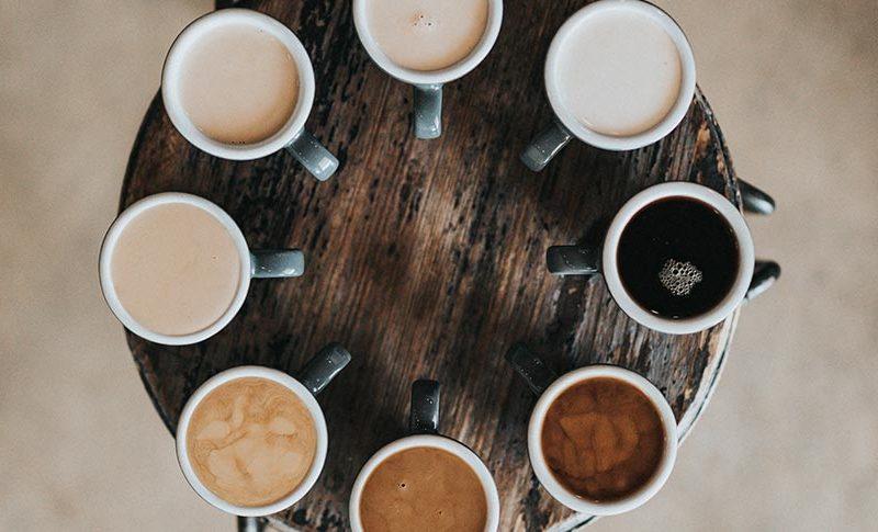 cafe macchiato vs cafe con leche