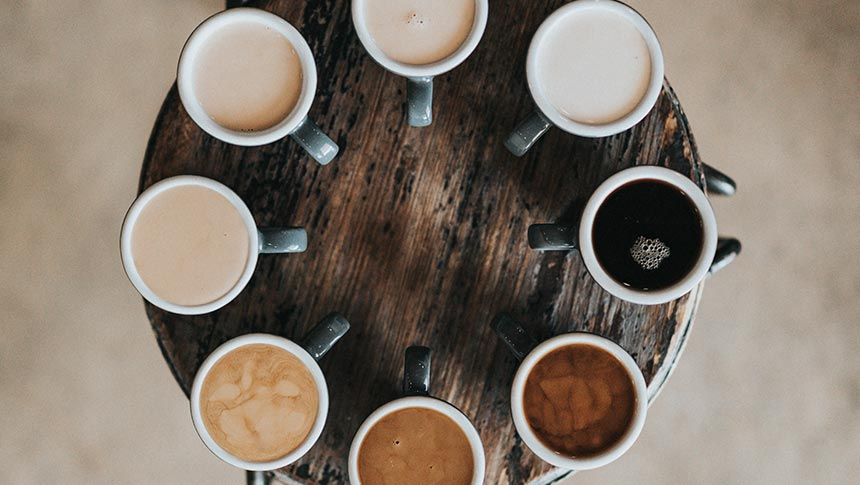 Café Macchiato vs. Café con Leche