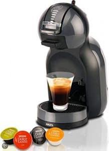 cafetera de capsulas automatica dolce gusto