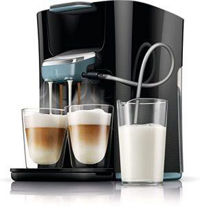 cafetera de capsulas senseo latte duo hd 7855 60