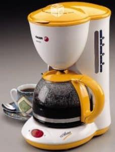 cafetera de goteo fagor