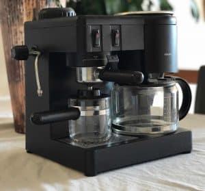 cafetera krups doble