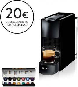 cafetera krups essenza mini