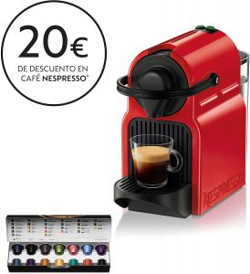cafetera krups inissia xn1005