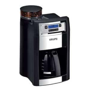 cafetera krups molino de cafe