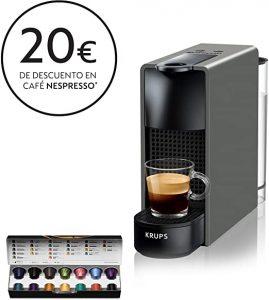 cafetera krups nespresso essenza mini